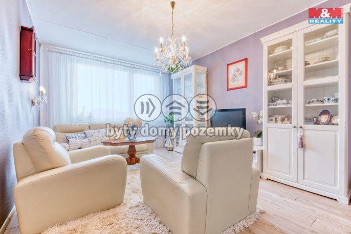 Prodej, Byt 3+kk, 70 m², Praha, Janovská