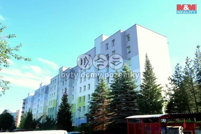 Prodej, Byt 4+1, 82 m², Prachatice, Mírová