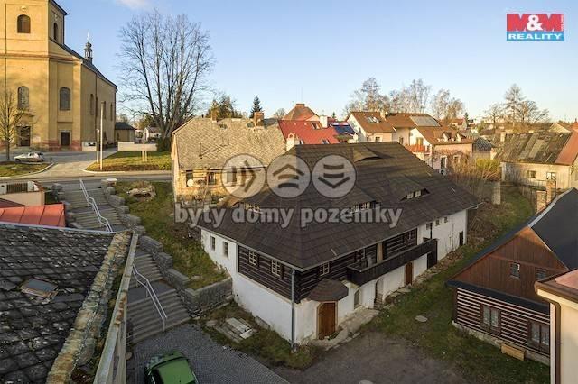 Prodej, Rodinný dům, 351 m², Hlinsko