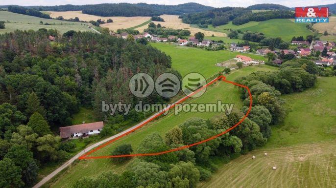 Prodej, Louka, 7842 m², Křečovice