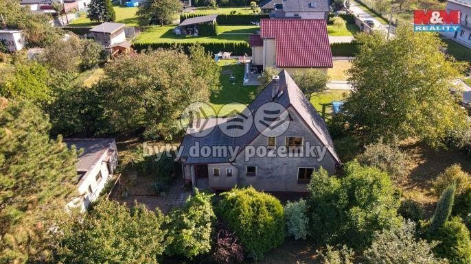 Prodej, Rodinný dům, 1446 m², Ostrava, Nad Vodárnou