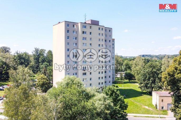 Prodej, Byt 1+1, 40 m², Mimoň