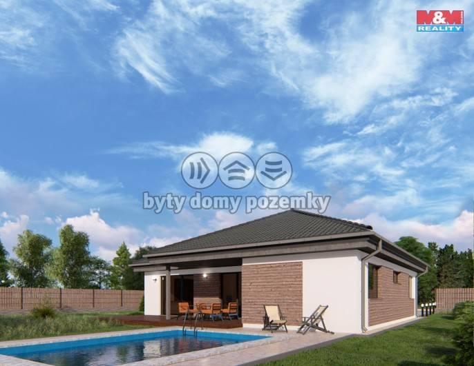 Prodej, Rodinný dům, 1723 m², Lužice