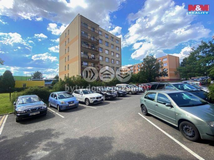 Pronájem, Byt 2+kk, 47 m², Litoměřice, Marie Majerové