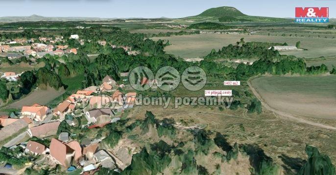 Prodej, Pozemek k bydlení, 1403 m², Straškov-Vodochody