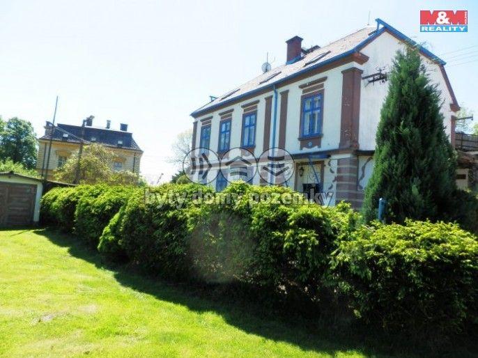 Prodej, rodinný dům, 330 m2, Hranice u Aše