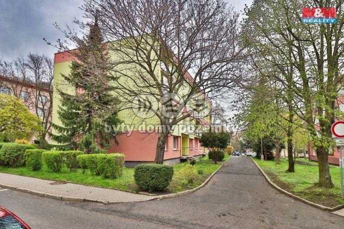 Prodej, Byt 1+kk, 20 m², Chlumec, Krušnohorská