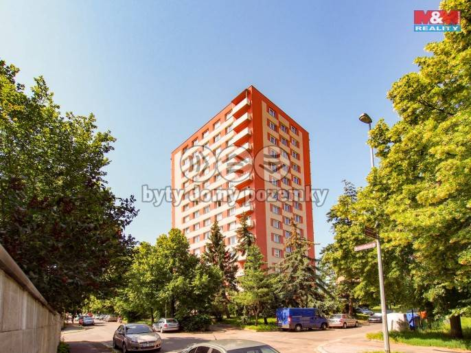 Pronájem, Byt 1+kk, 31 m², Praha, Narcisová