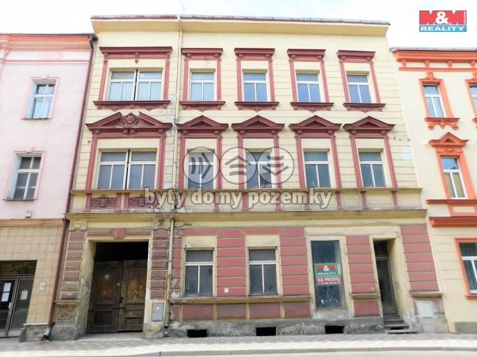 Prodej, Rodinný dům, 268 m², Sokolov, U Divadla