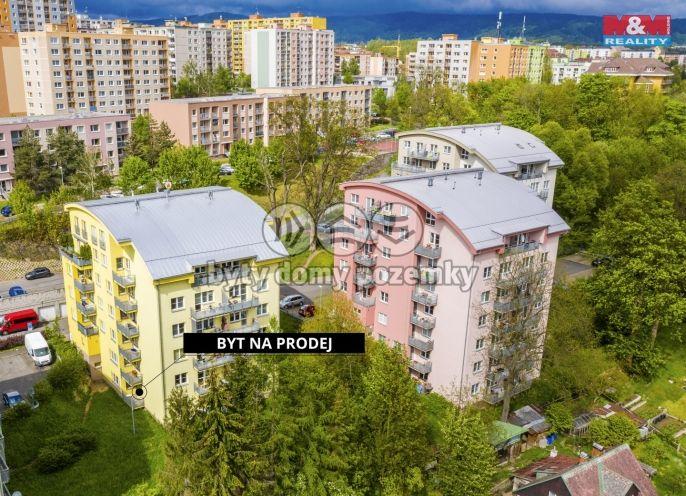 Prodej bytu 2+kk v Liberci, ul. Nádvorní, 48 m2,