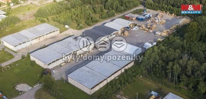 Prodej, Sklad, 31425 m², Lišice