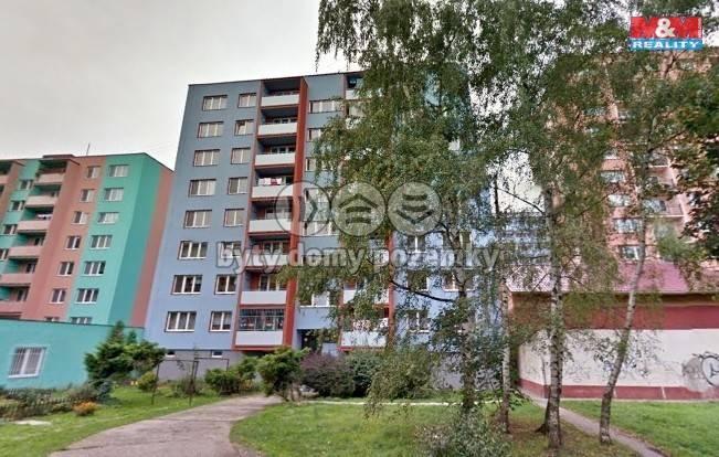 Pronájem, Byt 1+kk, 28 m², Ostrava, U Parku
