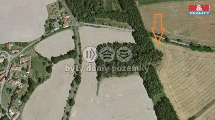 Prodej, Pole, 2162 m², Chrášťovice