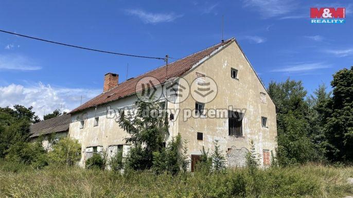 Prodej, Zemědělský objekt, 700 m², Dírná