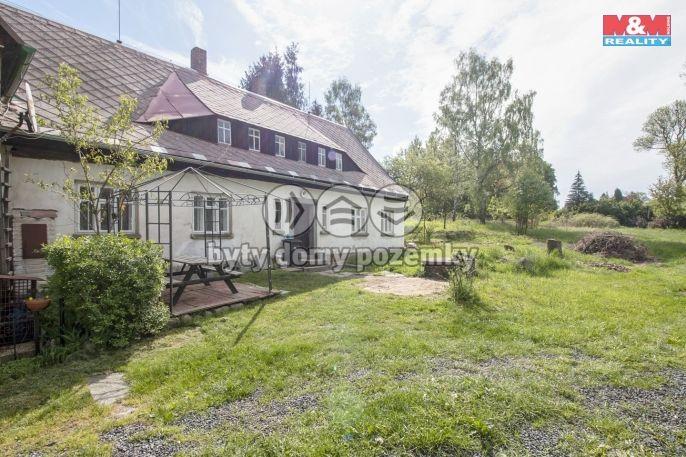 Prodej, Chalupa, 1500 m², Šluknov, Královská