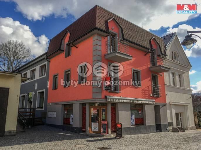 Prodej, Nájemní dům, 210 m², Česká Třebová
