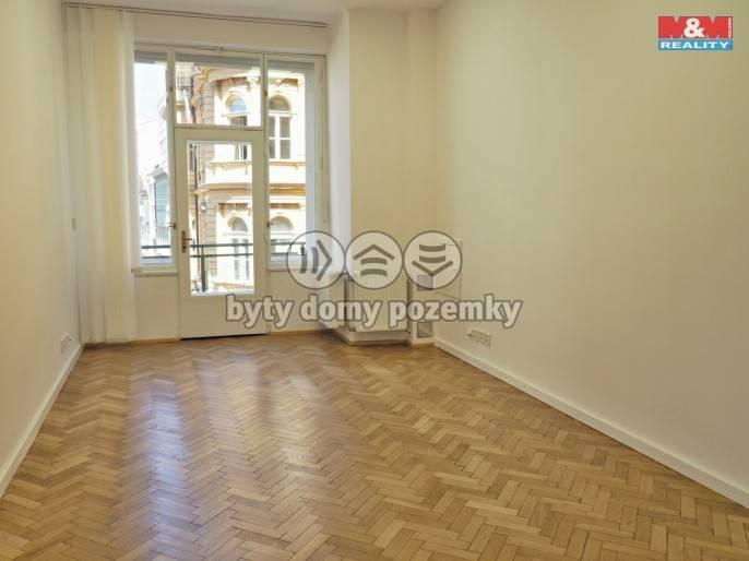 Pronájem, Kancelářský prostor, 106 m², Praha, Vodičkova