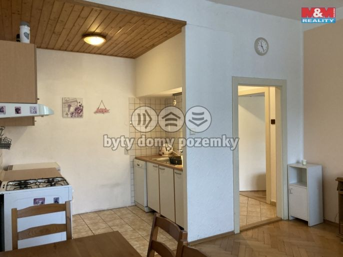Prodej, Byt 2+kk, 54 m², Brno, Vídeňská