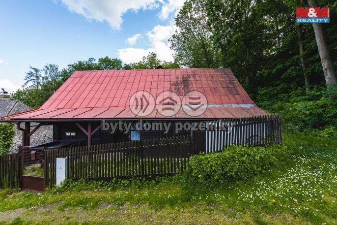 Prodej, Rodinný dům, 455 m², Mladá Vožice