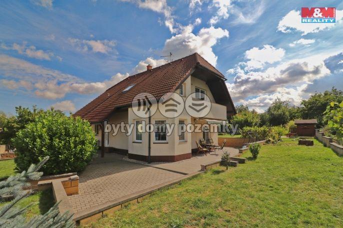 Prodej, Rodinný dům, 878 m², Těchlovice