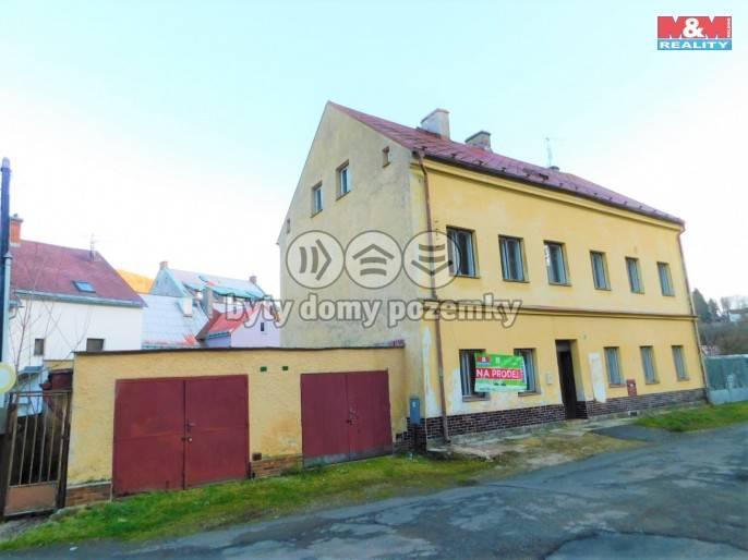 Prodej, Nájemní dům, 277 m², Kraslice