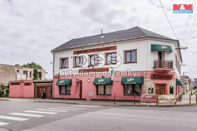 Prodej, Restaurace, stravování, 531 m², Ostroměř, T. G. Masaryka