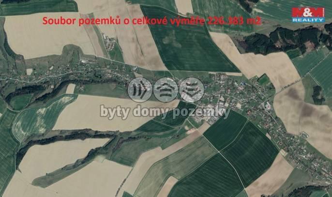 Prodej, Louka, 226383 m², Radiměř