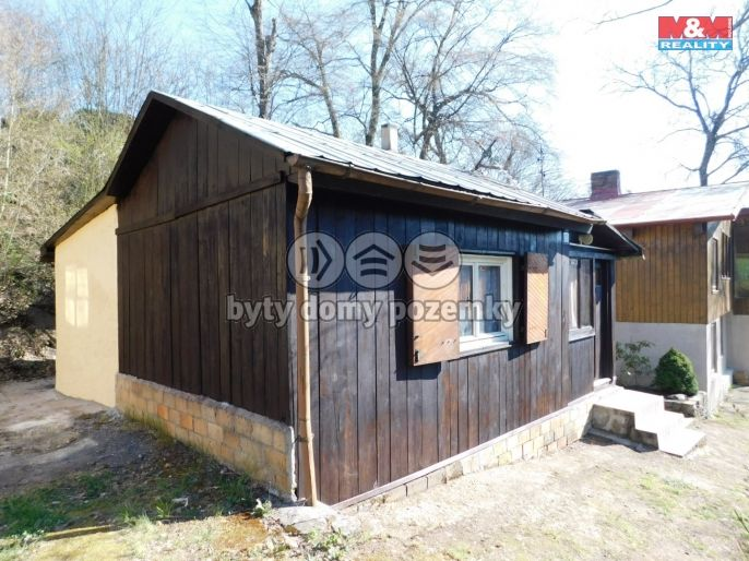 Prodej chaty, 22 m², Bratronice - Mostecký Mlýn