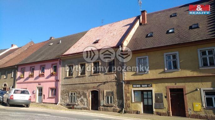 Prodej, Rodinný dům, 405 m², Pilníkov, Náměstí