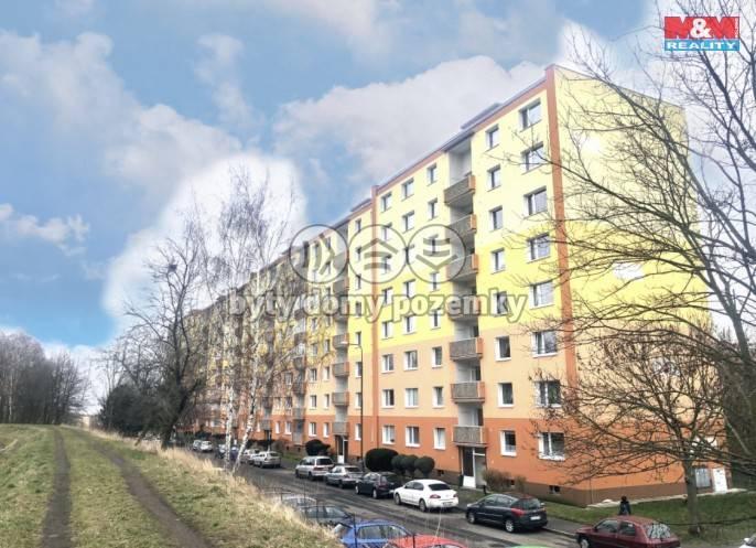 Prodej, Byt 1+1, 40 m², Chomutov, Svahová