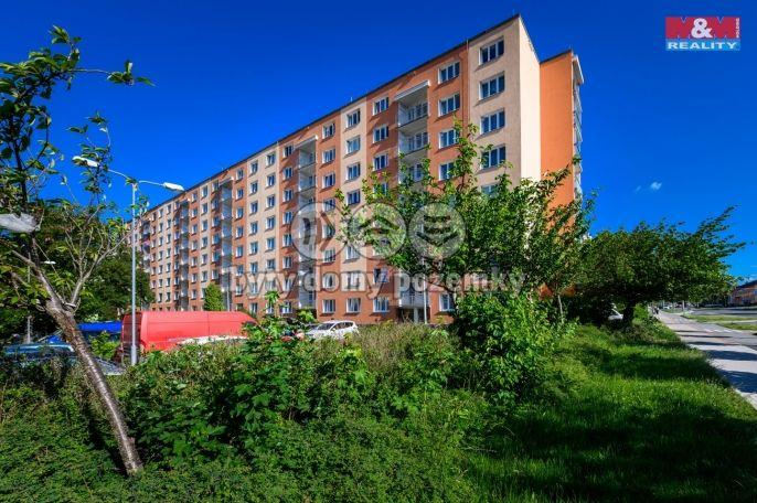 Pronájem, Byt 2+1, 64 m², Plzeň, Macháčkova
