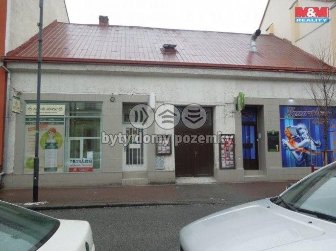Pronájem, Obchod a služby, 63 m², Pardubice