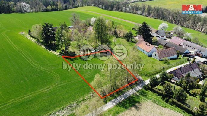 Prodej, Pozemek k bydlení, 1119 m², Nemyšl
