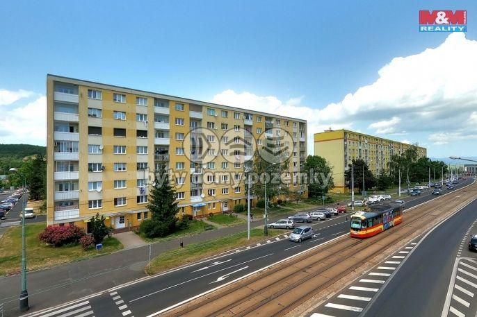 Prodej, Byt 2+1, 53 m², Most, tř. Budovatelů
