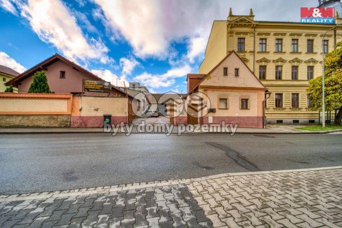 Prodej obchodního objektu, 1127 m², Plzeň, ul.