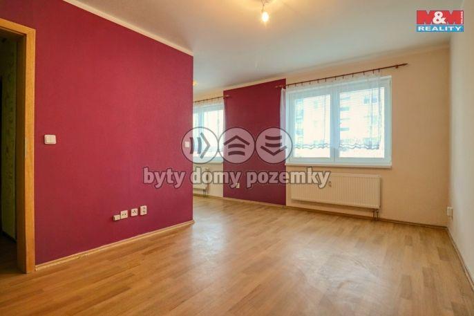 Pronájem, Byt 2+kk, 45 m², Milovice, Spojovací