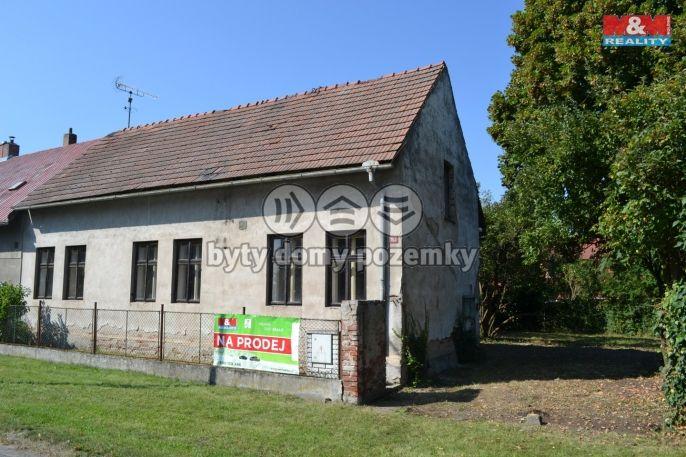 Prodej, Rodinný dům, 90 m², Břežany II