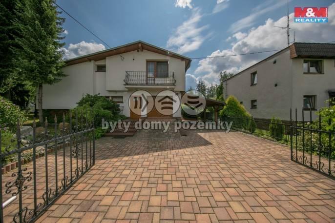 Prodej, Rodinný dům, 150 m², Horní Suchá, Průjezdní