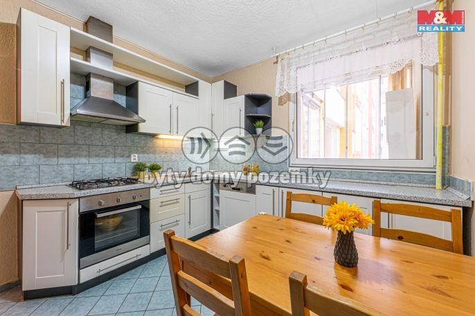 Prodej, Byt 2+1, 69 m², Chomutov, Bezručova