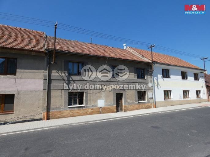 Prodej, Rodinný dům, 375 m², Vražkov