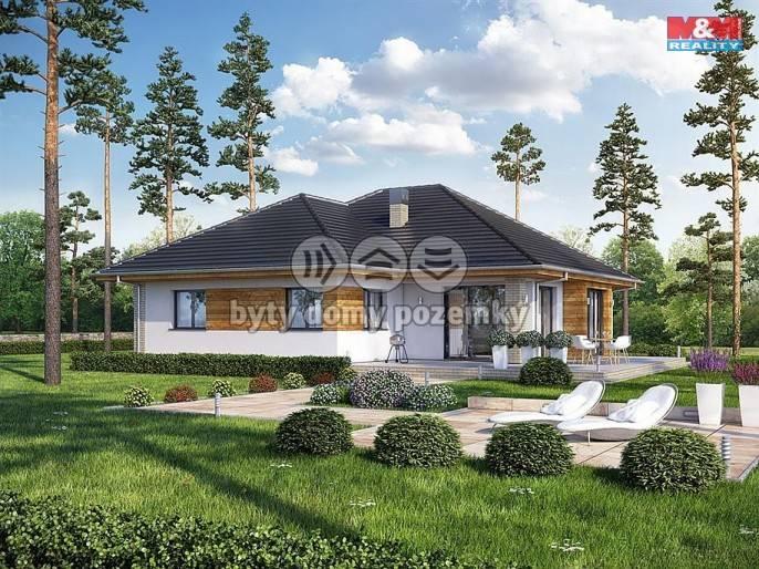 Prodej, Rodinný dům, 800 m², Mnichovice, Lipová