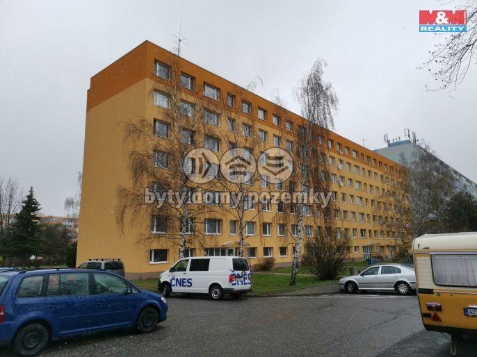 Prodej bytu 1+kk, 27 m², Kladno, ul. Švédská