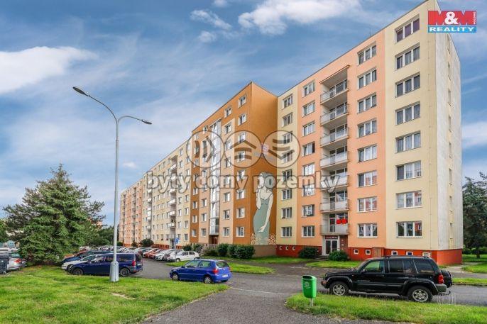 Pronájem, Byt 2+1, 63 m², Plzeň, Elišky Krásnohorské