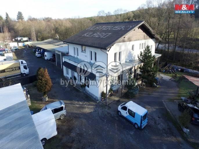 Prodej, Rodinný dům, 9775 m², Nadějkov