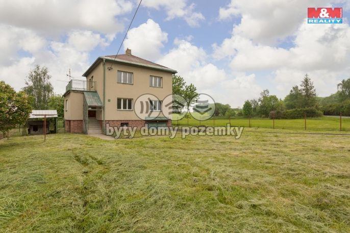 Prodej, rodinný dům 4+2, 164 m², Janovice