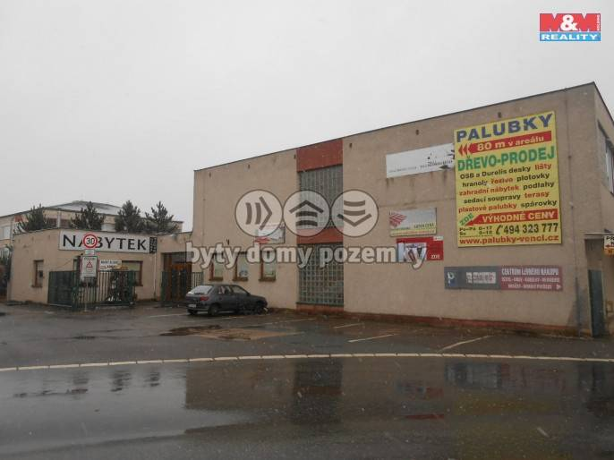 Pronájem, Obchodní objekt, 800 m², Týniště nad Orlicí