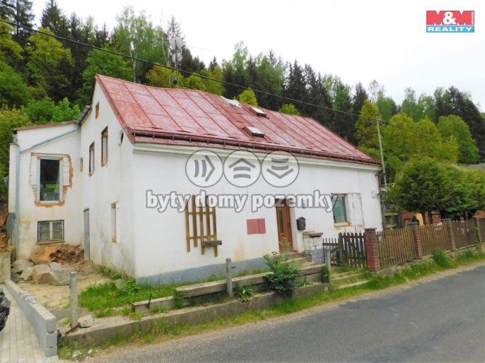Prodej, rodinný dům, 230 m2, Kraslice, ul. Havlíčkova