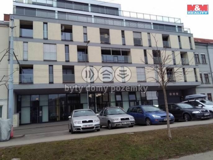 Pronájem, Byt 1+1, 36 m², Brno, Hlinky