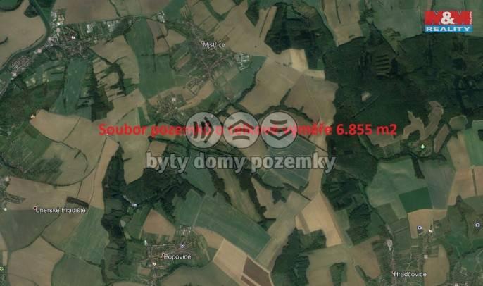 Prodej, Louka, 6855 m², Mistřice
