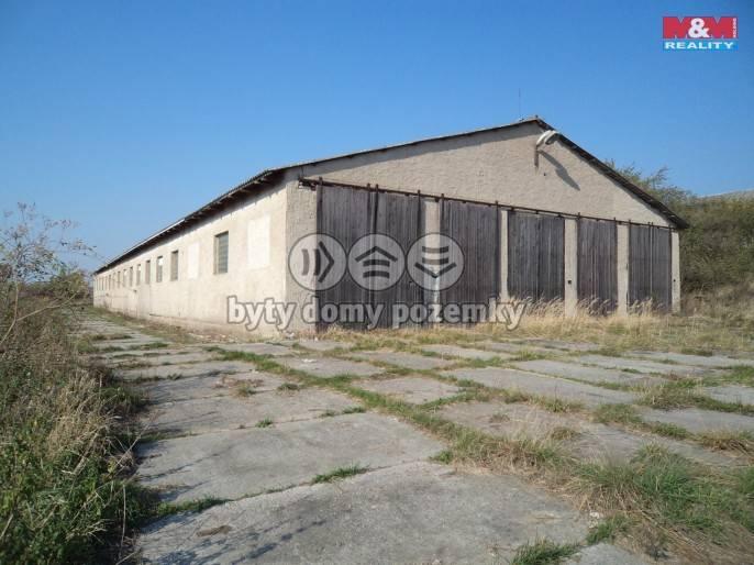 Prodej, Zemědělský objekt, 1250 m², Vrdy